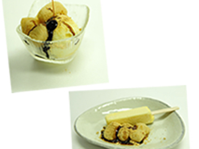 桔梗信玄餅アイス風2