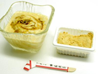 桔梗信玄餅アイス風3